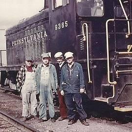 The 9365 Pennsylvania Railroad by R A W M