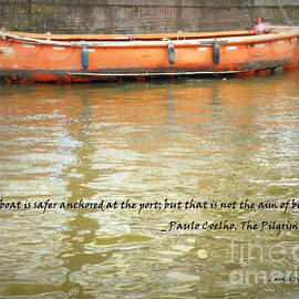 Lainie Wrightson - The Aim of Boats