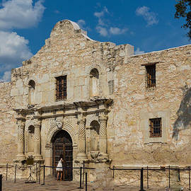 The Alamo by Bill Staney