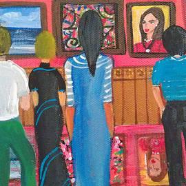 Deyanira Harris - The Art Show