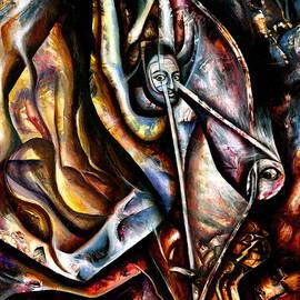 Gabriela  Taylor - The artist