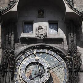 Maria Heyens - The astronomical clock