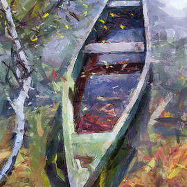 Yury Malkov - The Autumn Boat