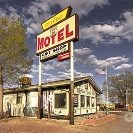 The Aztec Motel  by Rob Hawkins