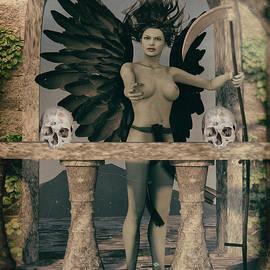 Quim Abella - The balcony of death