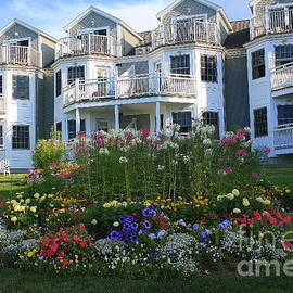 The Bar Harbor Inn - Maine by Dora Sofia Caputo Photographic Design and Fine Art