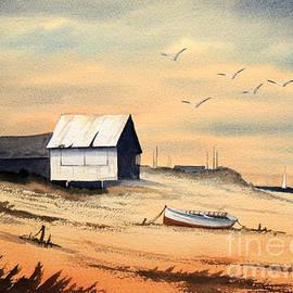 Bill Holkham - The Beach Hut
