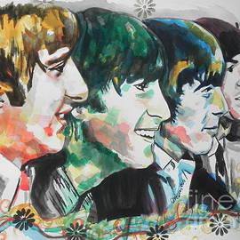 Chrisann Ellis - The Beatles 01