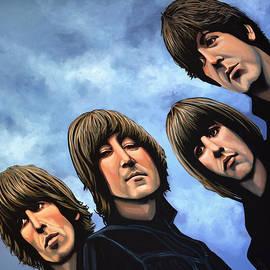 The Beatles Rubber Soul by Paul Meijering
