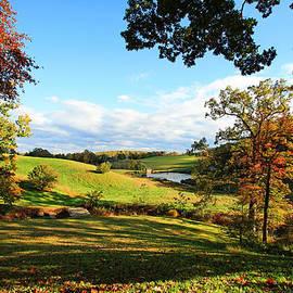 The Beauty of Fall by Trina  Ansel