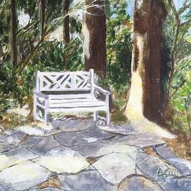 Asuncion Purnell - The bench