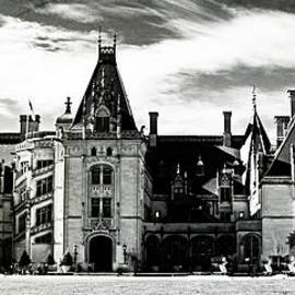The Biltmore Estate 2 by Luther Fine Art