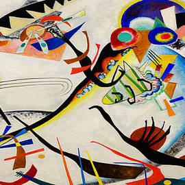 The Bird by Wassily Kandinsky