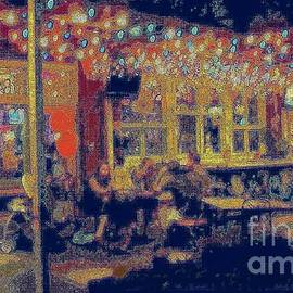 ARTography by Pamela Smale Williams - The Bistro Patio
