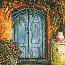 The Blue Door by Darice Machel McGuire