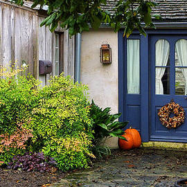The Blue Door by Linda Phelps