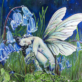 Siobhan Lewis - The Bluebell Fairy
