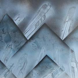Blue Mountain Way by Jason Girard