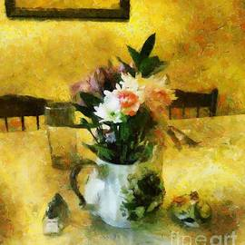 RC deWinter - The Breakfast Table