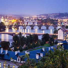 Michael Abid - The Bridges of Prague