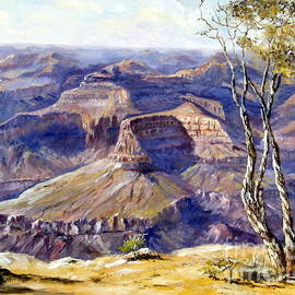The Grand Canyon by Lee Piper