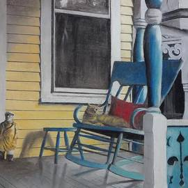 Vincent Mancuso - The Captain and the Cat
