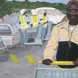 The car guard