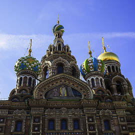 Madeline Ellis - The Cathedral of the Resurrection - St. Petersburg - Russia