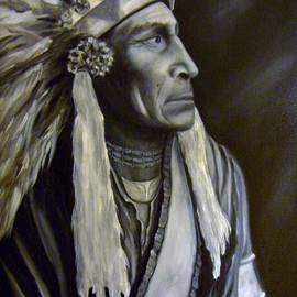 The Chief by Anne Barberi