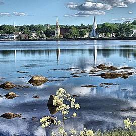 Janet Ashworth - The Churches at Mahone Bay