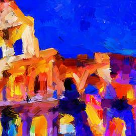 Vincent DiNovici - The Colosseum TNM