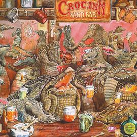 Rose Rigden - The croc bar