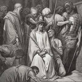 Gustave Dore - The Crown of Thorns
