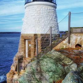 Joan Carroll - Castle Hill The Cutest Lighthouse in the World