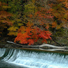 The Cuyahoga In The Fall by Paul Quinn