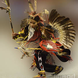 Pow Wow The Dance by Bob Christopher