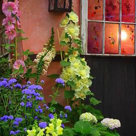 Dora Sofia Caputo Photographic Art and Design - The English Cottage Window