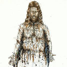 Thomas Lentz - The Faces of  Body of Jesus Christ
