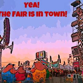 John Malone - The Fair is in Town