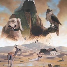 Nawaf Alhmeli - The Falconer