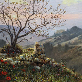 Graham Braddock - The Fig Tree   Mt Carmel