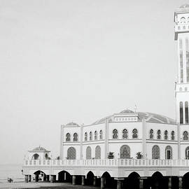 The Floating Mosque by Shaun Higson