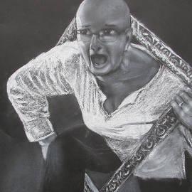 The frame by Art Nomad Sandra  Hansen