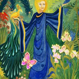 Hartmut Jager - The Spring Garden of Gaia