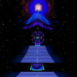 Mario Carini - The Gate on the Edge of Space