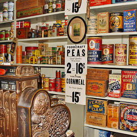 The General Store in 1864 by Janice Pariza