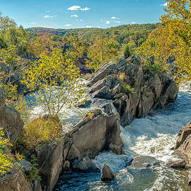 The Gorge by Sara Hudock