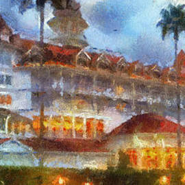 Thomas Woolworth - The Grand Floridian Resort WDW 01 Photo Art