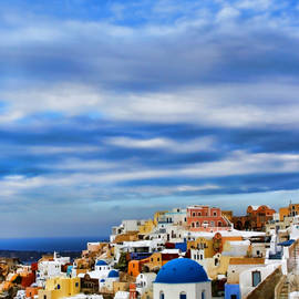 Tom Prendergast - The Greek Isles-Oia