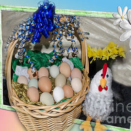 Donna Brown - The Guardian Of The Eggs